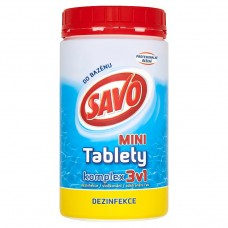 Savo do bazénu Mini Tablets Complex 3in1 0.8kg
