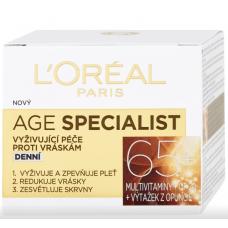 L'Oréal Paris Age Specialist 65+ Nourishing Daily Wrinkle Care 50ml